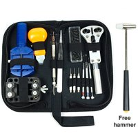 56b8c4a2cdf Product Image Felji Watch Repair Tool Kit Opener Link Remover w  Carrying  Case