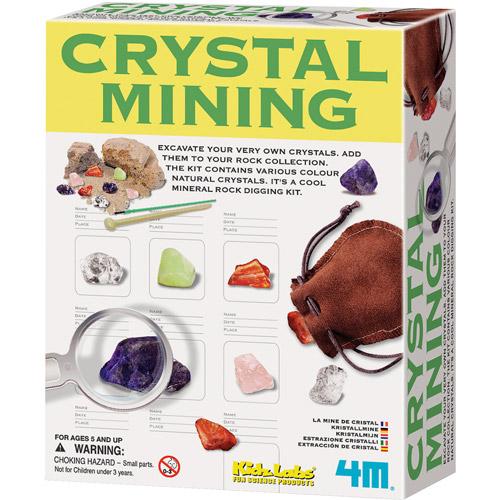 Image of 4M Crystal Mining Kit