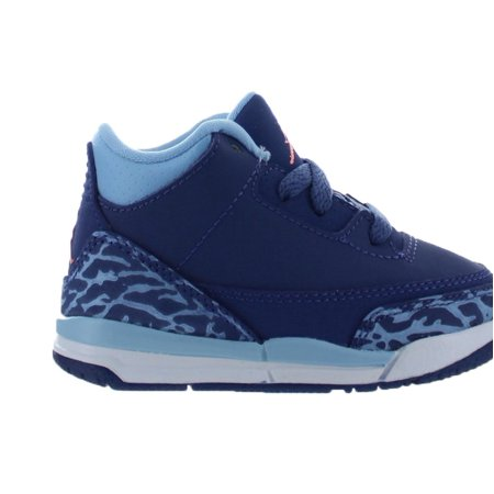 online retailer ef8ec 57c6f Jordan - Kids Air Jordan Retro 3 III (TD) Dark Purple Dust - Atomic ...