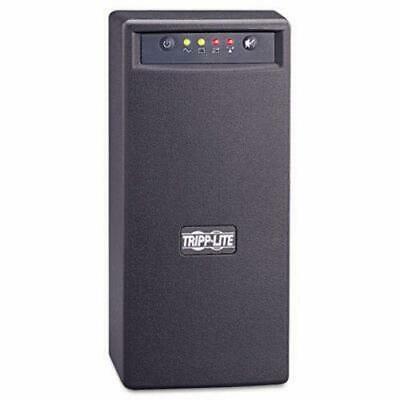 Tripp Lite Smart Tower 750VA UPS 120V with USB, 6 Outlet