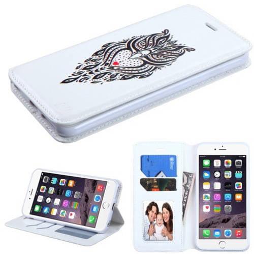 Apple iPhone 6 Plus/iPhone 6S Plus MyBat MyJacket Wallet Case
