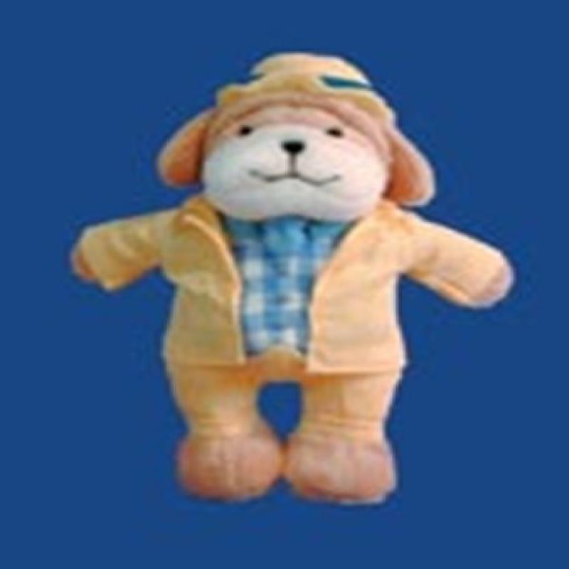 Alfred 00-17487 Music for Little Mozarts- Plush Toy- Puccini Pooch