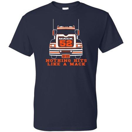 Nothing Hits Like A Mack Truck T-Shirt (Mack 10 Nothin But The Cavi Hit)