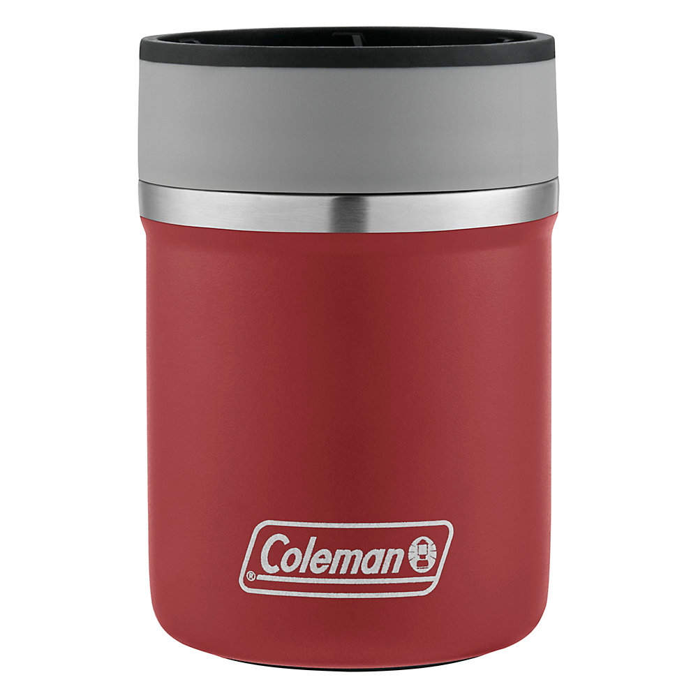 Coleman Lounger Insulated Stainless Steel Can Cooler