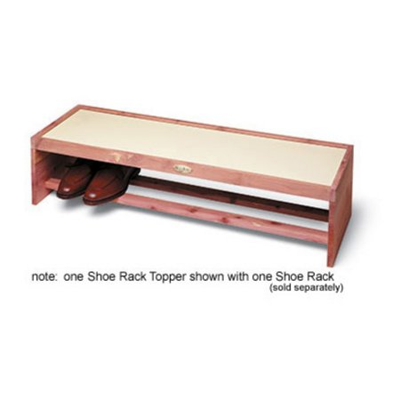 Woodlore Shoe Rack Topper