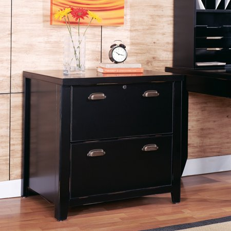 Martin Furniture Tribeca Loft Two Drawer Lateral File Cabinet