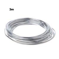 Aluminum-aluminum cored wire welding aluminum tube evaporator condenser welding vehicle air conditioning refrigerator low temperature aluminum electrode 10 meters a pack