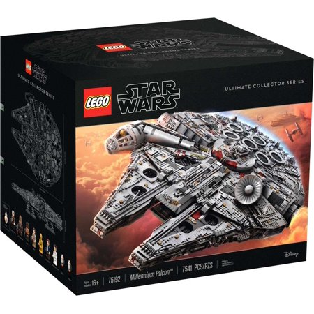 Star Wars Ultimate Collector Series Millennium Falcon Set LEGO (Falcon Sets)