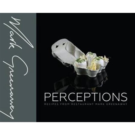 Perceptions: Recipes from Restaurant Mark Greenaway (Hardcover) (Recipe Cost Software)