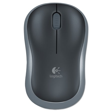 Logitech M185 Wireless Mouse (Blue Wireless Laser Mouse)