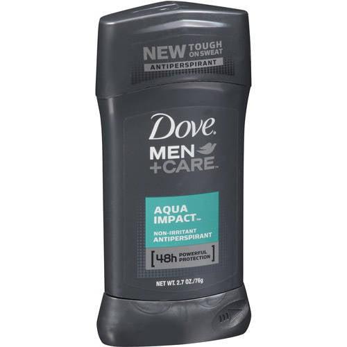 Dove Men + Care Aqua Impact Antiperspirant, 2.7 oz