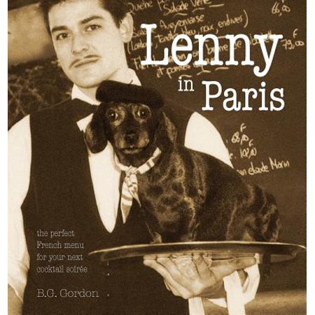 Lenny in Paris : The Perfect French Menu for Your Next Cocktail Soir�e - Halloween Cocktails Menu