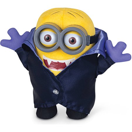 Minions Deluxe Plush Buddy Gone Batty Minion
