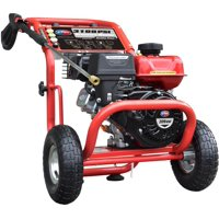 All Power America 3100 PSI 2.6 GPM Gas Pressure Washer With 30 Ft High Pressure Hose