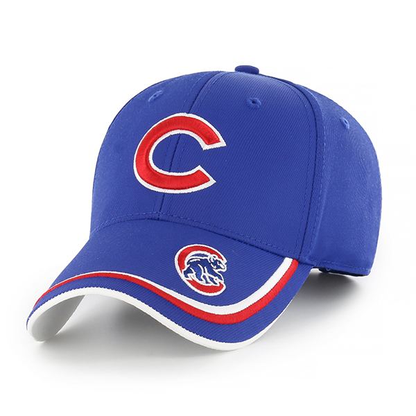 MLB Chicago Cubs Forest Cap / Hat by Fan Favorite