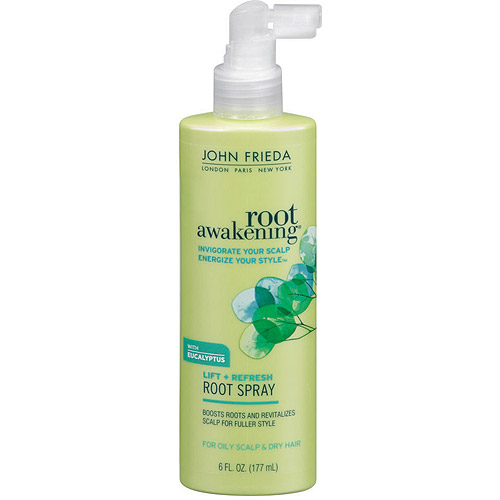 John Frieda Collection Root Awakening Detangling Spray, 6 fl oz