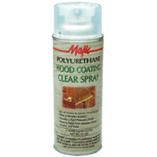 Yenkin-Majestic 8-20386-8 11 oz Polyurethane Wood Coating Spray, Satin Gloss - image 1 of 1