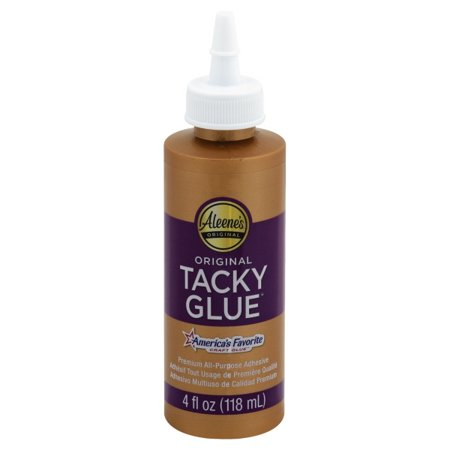 Aleene's Tacky Glue, 4 Fl. Oz.