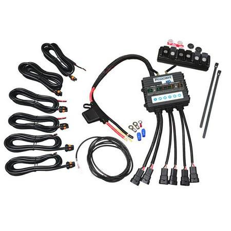 BLU 3001 Trigger Power Wireless 6 Lead Switch System
