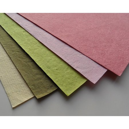 Mulberry paper coloured (Textured Mulberry Paper)