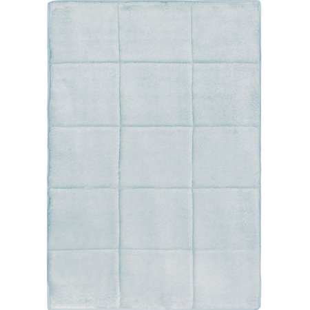 Home Dynamix Spa Retreat: Bath Mats: SPRT Box: Light Blue 301: 17