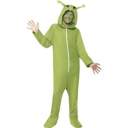 Alien Child Costume (Quick Alien Costume)