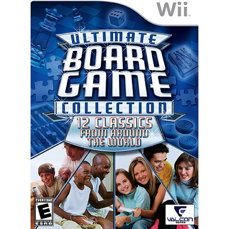 Ultimate Nintendo Wii (Ultimate Board Game Collection)