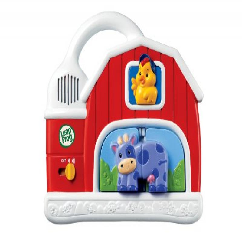 LeapFrog Fridge Farm Magnetic Animal Set by LeapFrog Enterprises, Inc