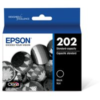 Epson 202 Standard-capacity Black Ink Cartridge for XP-5100 and WF-2860