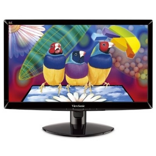 Refurbished ViewSonic VA2037A-LED 20-Inch LED-Lit LCD Monitor, 16:9, 5ms, Anti-Glare