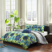 Home Essence Apartment Cynthia Bedding Comforter Set, Blue