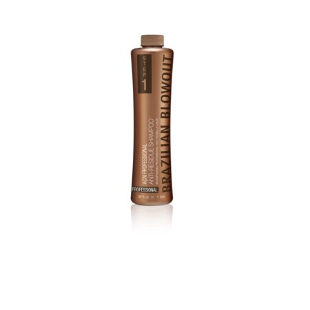 Brazilian Blowout Anti Residue Shampoo 34oz (Best Brazilian Blowout Shampoo)