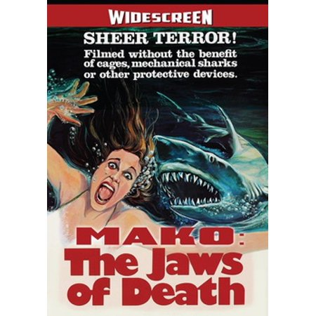 Mako: The Jaws Of Death (DVD) (Jabber Jaws)