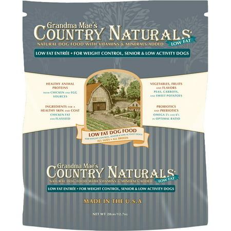 Grandma Mae S Country Naturals Dog Food