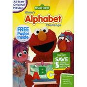 Sesame Street: Elmos Alphabet Challenge (DVD)