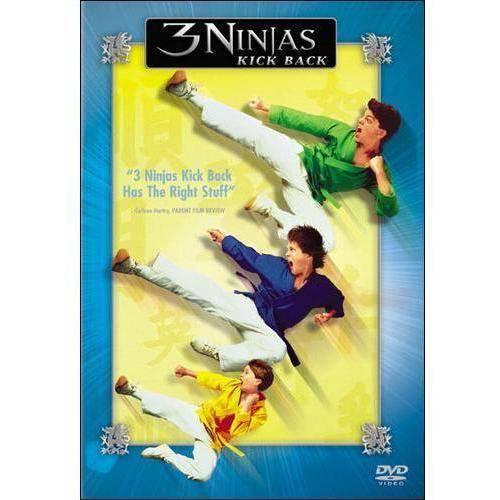 3 Ninjas Kick Back (Full Frame)
