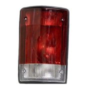 Go-Parts » 2004 - 2005 Ford Excursion Rear Tail Light Lamp Assembly / Lens / Cover - Left (Driver) Side 5C2Z 13405 AA FO2800190 Replacement For Ford Excursion