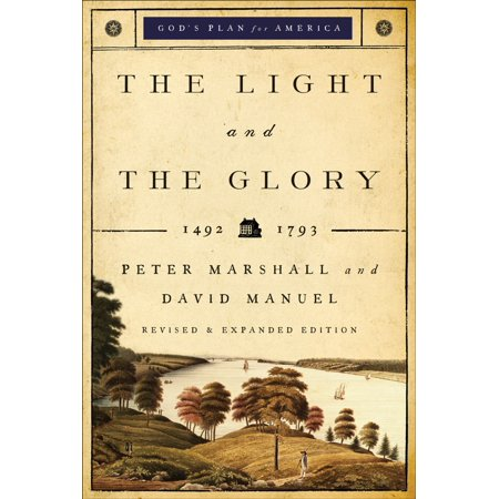 Glory Plan (The Light and the Glory (God's Plan for America Book #1) - eBook)