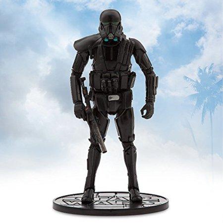 Star Wars Imperial Death Trooper Elite Series Die Cast Action Figure - 6 1/2 Inch - Rogue One: A Star Wars