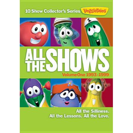 Veggie Stock - Veggie Tales: All the Shows Volume 1, 1993-1999 (Other)