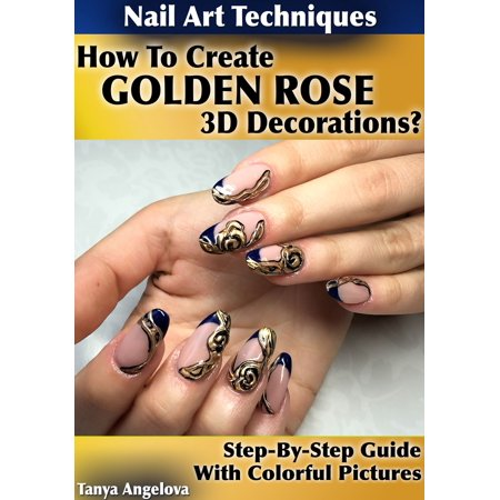Nail Art Techniques: How To Create