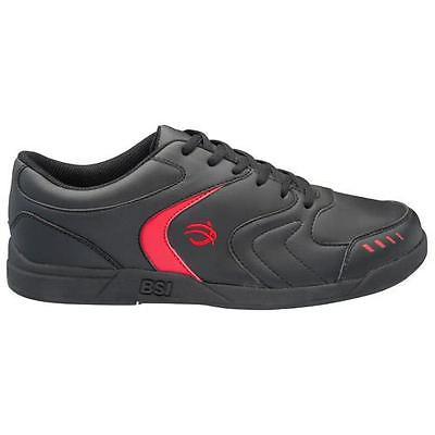 BSI Mens #550 Black w/Red 8