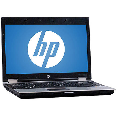 Refurbished HP 14 EliteBook 8440P Laptop PC with Intel Core i5 Processor, 4GB Memory, 750GB Hard Drive and Windows 10 Pro