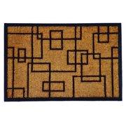 Momentum Mats Social Square Doormat (2' x 3')