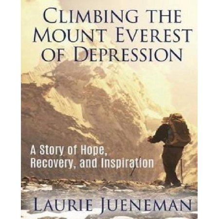 Climbing The Mount Everest Of Depression  A Story Of Hope  Recovery And Inspiration