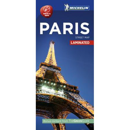 Michelin Paris City Map: 9782067214217 (Maps Paris)