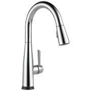 Delta Essa Single Handle Pull-Down Kitchen Faucet with Touch2O Technology in Chrome 9113T-DST