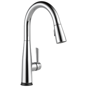 Kate Single Handle Pull Down Kitchen Faucet With Soap Dispenser In Chrome 16970 Sd Dst Walmart Com Walmart Com