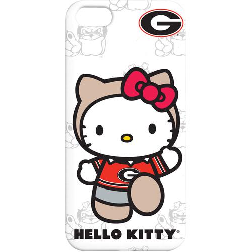 Tribeca Hardshell Case for iPhone 5, UGA/Hello Kitty