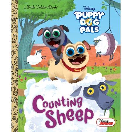 Counting Sheep (Disney Junior Puppy Dog Pals)